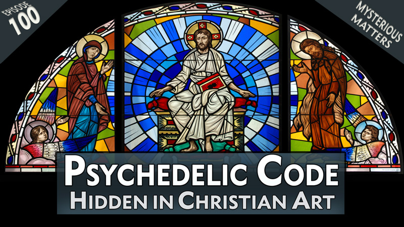 Is There a Psychedelic Code Encoded in Christian Art