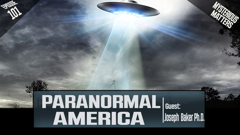 Paranormal America: From Taboo to Socially Accepted