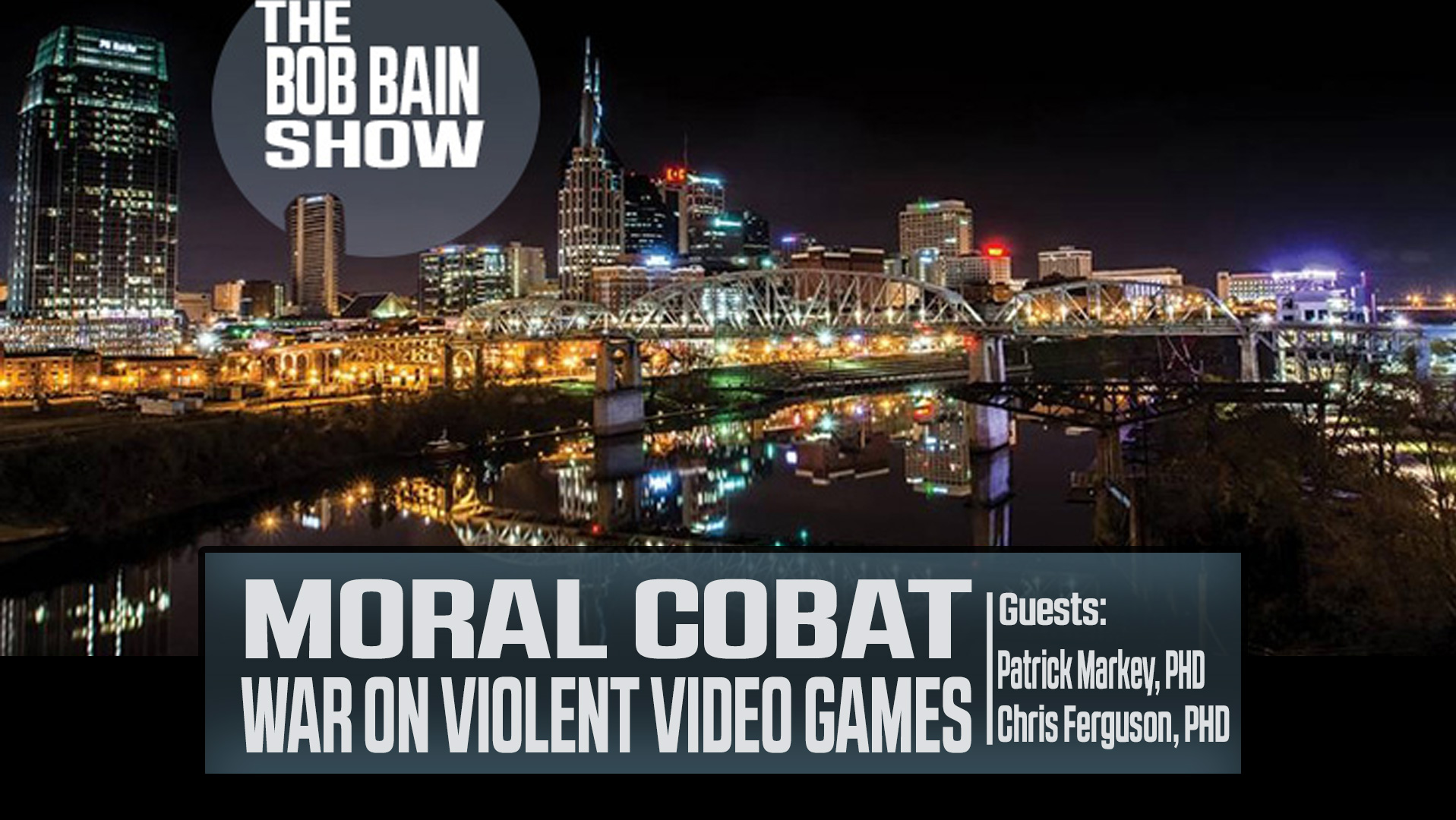 Moral Combat: The War on Violent Video Games